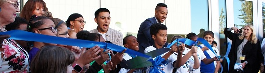 Boys & Girls Clubs of Portland Metro opens its newest Club in the Rockwood Community. Read here!