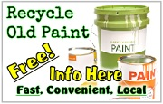 Recycle your paint. Free, Convenient, Local! 5 gallons per load. Parkrose Hardware, Miller Paint Gresham, Habitat ReStore Mall 205, Powell Villa Ace 122nd & Powell, Powell Paint 52nd & Powell. Info here!