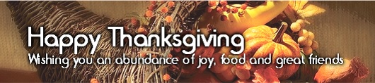Thanksgiving - A Season of Sharing. Remember those less fortunate. Give from the heart. Donate time or money to a local charity this holiday and brighten the season for those in need.