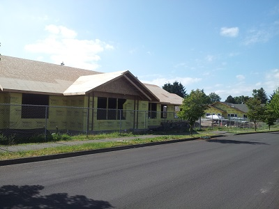 Albertina Kerr Project Phase I; Jun 16th Construction Update; Subacute facility takes shape. Click to enlarge.