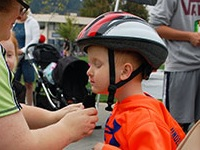 Bike Helmet Giveaway! Transportation Safety Fair and Bike Rodeo: Sat Sep 26, 2015 11:30AM-2:30PM. Info here!