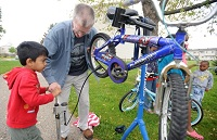 Free Bike Repair Clinic: Wed, Jun 24, 2020 1PM-5PM. Get Your Bike Ready for Summer! Info here!