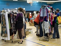 City of Gresham Free Clothing and Toy Swap: Sat, Mar 21, 2020 10:30AM-3PM. . Info here!