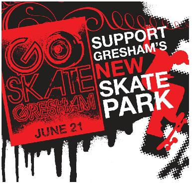 Celebrate the Official Opening of the Gresham Skate Park.  Live Demos, DJ, Giveaways, Vendors & more! June 21, 2010 4:30PM. Info here!