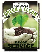 Volunteer! Gresham Green & Clean Event March 2015: Sat Mar 07, 2015 9AM-Noon. Info here!