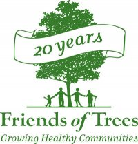 Friends of Trees, Wilkes East<br /> tree plantings: Jan 9, 2010. Info here!