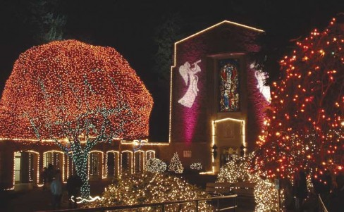 the grotto festival of lights family discount coupon 5 days only nov