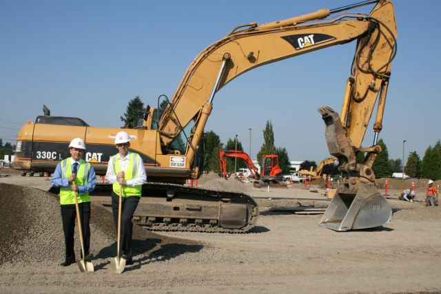 MedCure Surgical Training Center Breaks Ground in North Gresham Business Area. Details here!