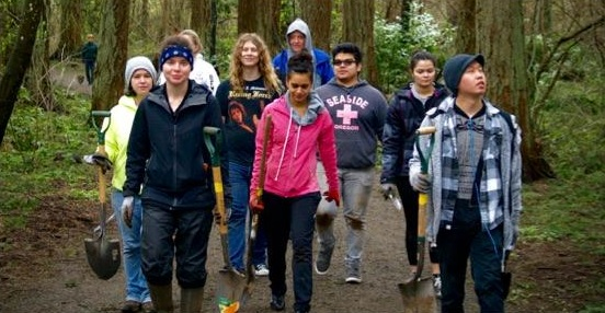 Volunteer! Nadaka Nature Park Community Work Party! Sat Jun 15, 2019 9AM-12PM, 176th & NE Glisan, Gresham OR. Tools, gloves, coffee and snacks provided. Info here!