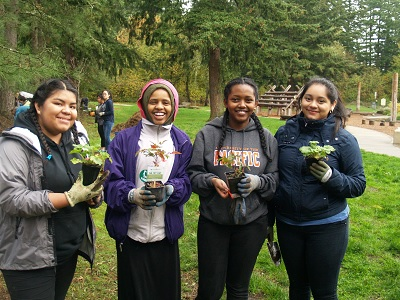 Volunteer! Nadaka Nature Park Community Planting Event: Sat Feb 10, 2018 9AM-12PM. Info here!