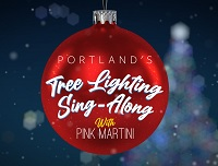 Portland's Annual Tree Lighting Lighting Sing-Along is virtual this year on KGW 8: Fri Nov 27, 2020 6:30PM-7:30PM