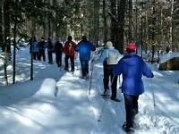 Senior Healthy Hikers: Clear Lake Snowshoe Hike: Tue Jan 27, 2015 9AM-5PM. Info here!