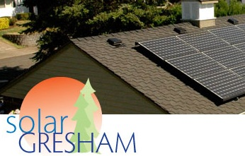 Solar energy is one of Oregon's most abundant resources. Hurry! Take Advantage of Solar Energy with 'Solar Gresham': April 1 to July 31, 2012.<br />  Info here!