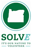 SOLVE, It's our nature to volunteer. Oregonians volunteering to improve the environment and build a legacy of stewardship